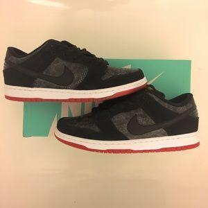 Nike SB Dunk Low Snakeskin Sz 9 RARE 🔥🔥🔥